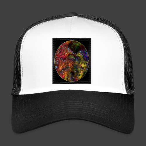 Who will arrive first - Trucker Cap