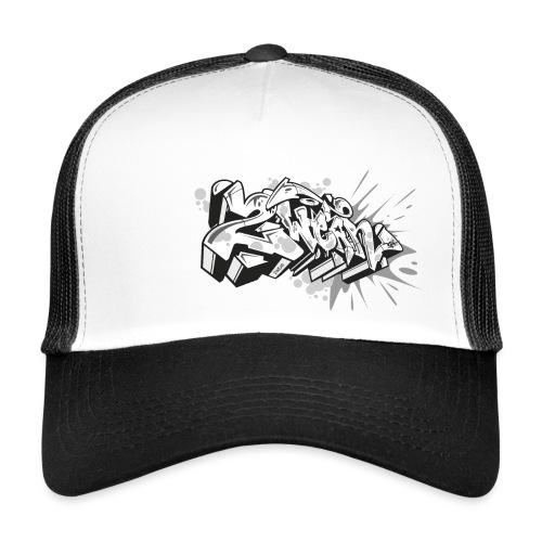 √ graffiti 2Wear dae 2tone - Trucker Cap