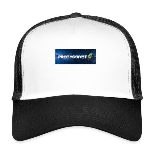 Protagonist by Schreiben-im-Flow.de - Trucker Cap