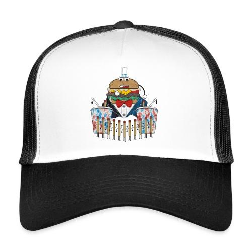 Hamburger army - Trucker Cap