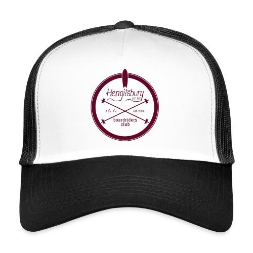 Hengitsbury Head Boardriders Club - Trucker Cap