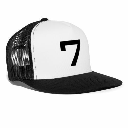 Numéro 7 - Trucker Cap