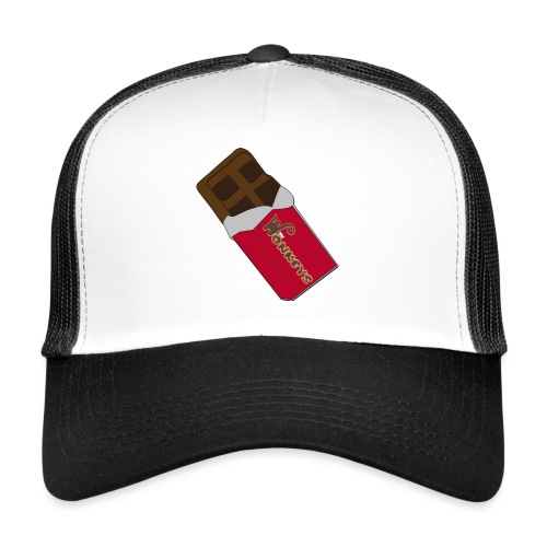 The Wonkeys Chocolate Edition - Trucker Cap