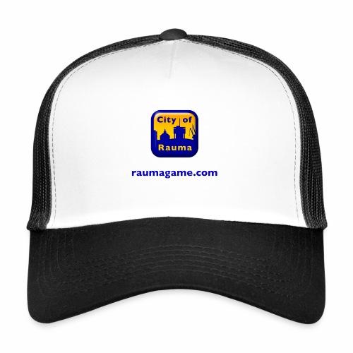 Raumagame logo - Trucker Cap