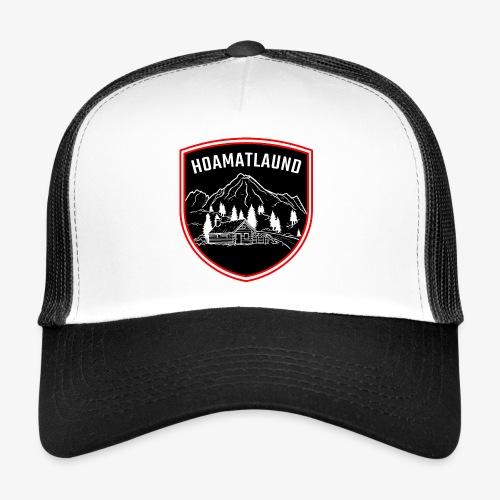 Hoamatlaund logo - Trucker Cap