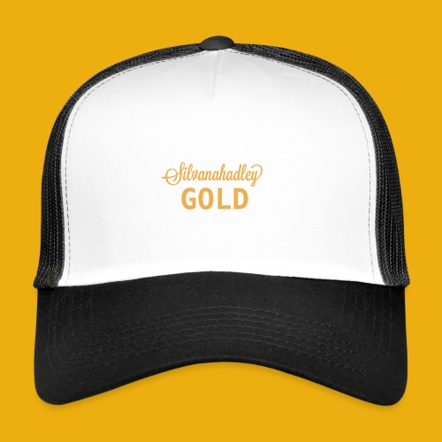 Silvana hadley Gold merch - Trucker Cap