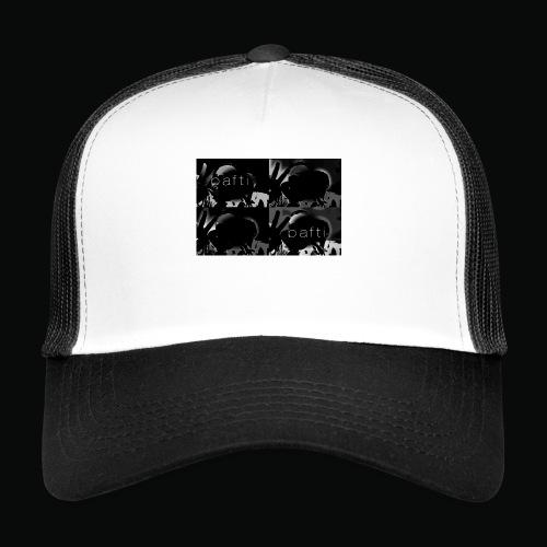 black bafti crew - Trucker Cap