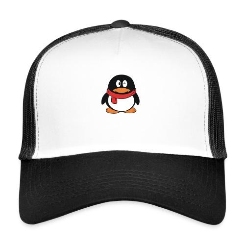 pinguinlog png - Trucker Cap