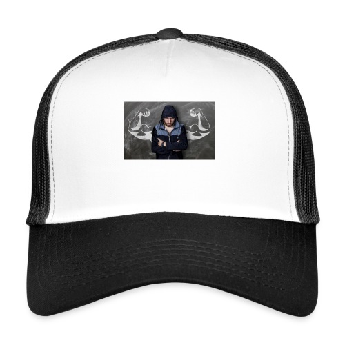 Power - Trucker Cap
