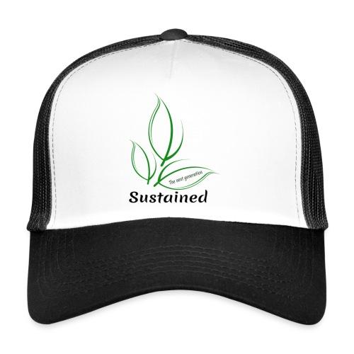 Sustained Sweatshirt - Trucker Cap