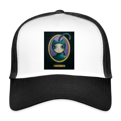 Miss Kitty t-shirt - Trucker Cap