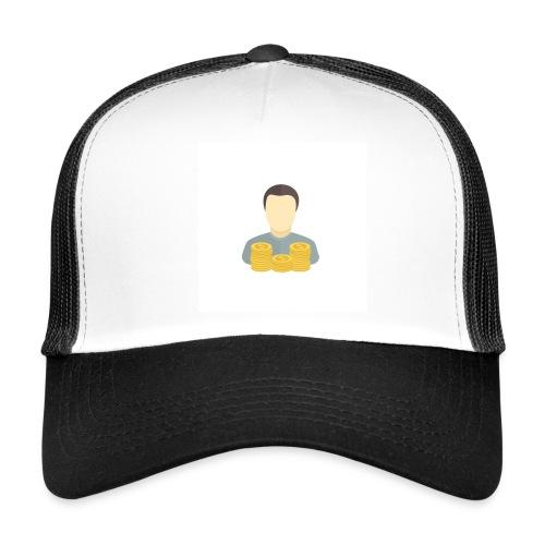 Argent - Trucker Cap