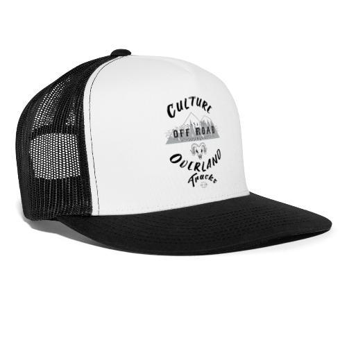 Overland Culture - Gorra de camionero