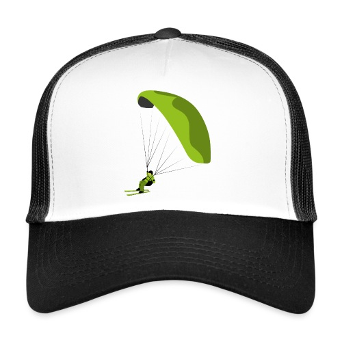 Speedflying Speedriding Paragliding Gleitschirm - Trucker Cap