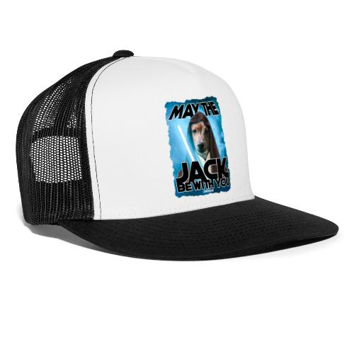 May the Jack be with you - Trucker Cap