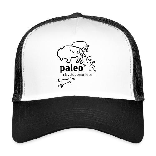 Paleo r evolutionär Illu - Trucker Cap