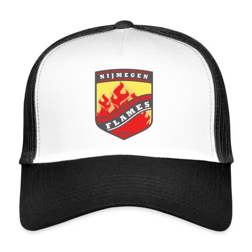 t-shirt kid-size zwart - Trucker Cap