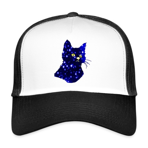 Galactic Cat - Trucker Cap