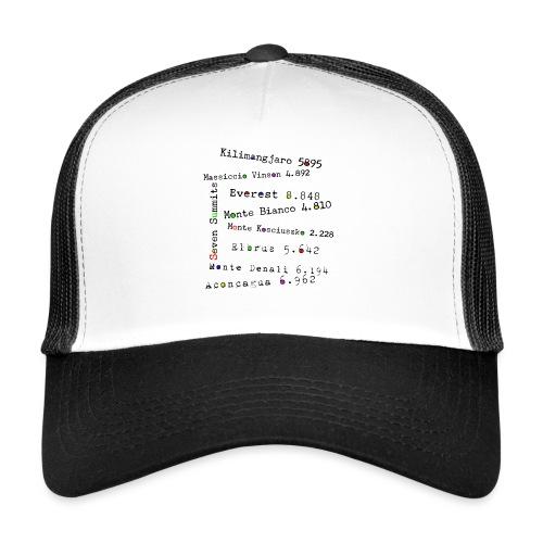 The Seven Summits - Trucker Cap