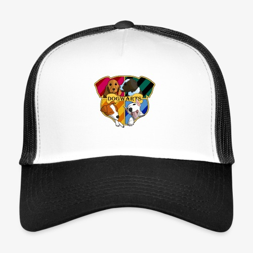 Dogwarts Logo - Trucker Cap