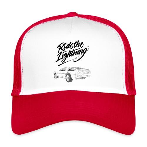 Delorean – Ride The Lightning - Trucker Cap