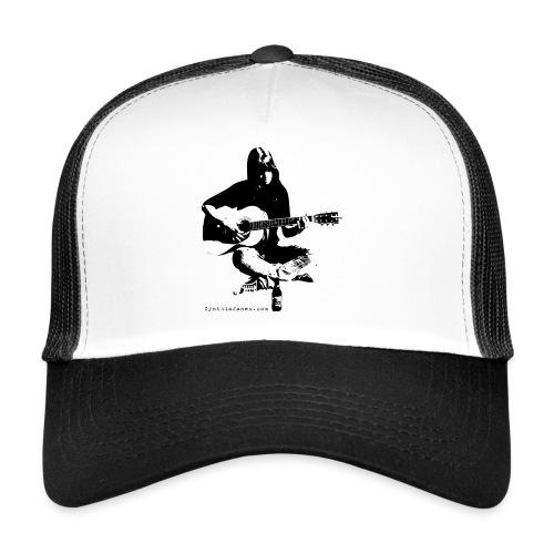 Cynthia Janes guitar BLACK - Trucker Cap