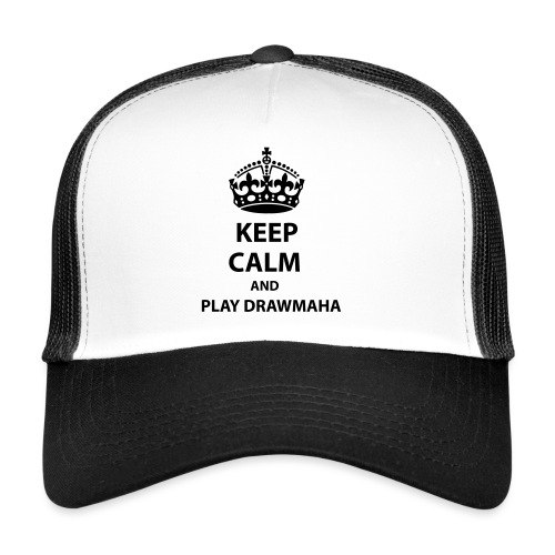 Play Drawmaha - Trucker Cap