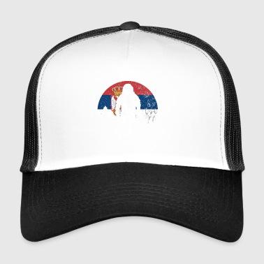 Serbia - Trucker Cap