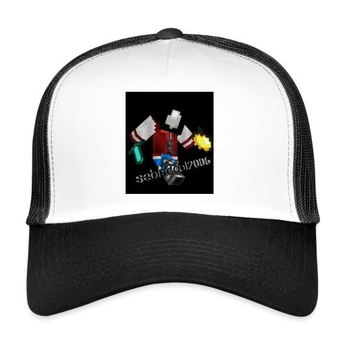 Sebastian yt - Trucker Cap