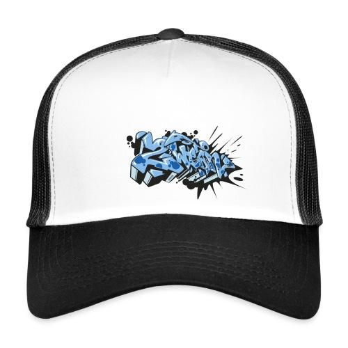 2wear blue dae √ - Trucker Cap
