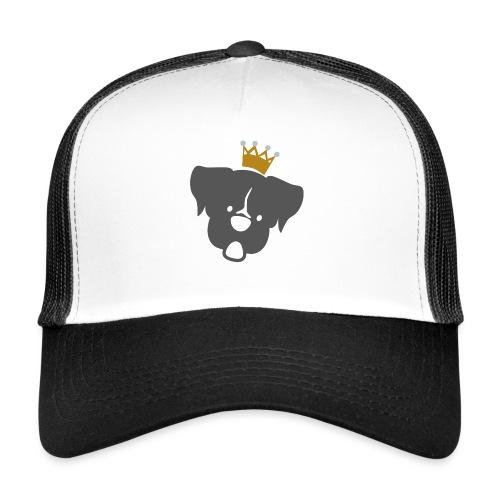 Prinz Poldi grau - Trucker Cap