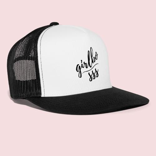girlbosss - Trucker Cap