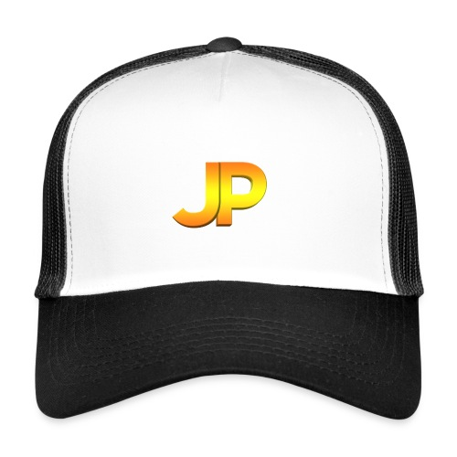 JP Logo - Trucker Cap