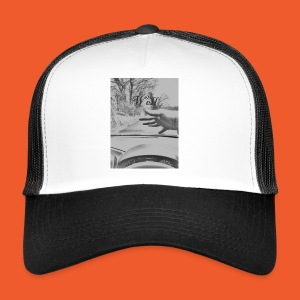 Well wave T-Shirt - Trucker Cap