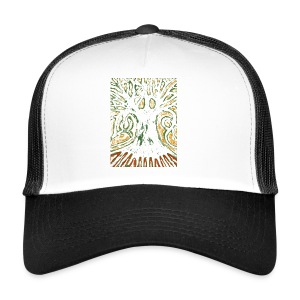 Primitive Tree - Trucker Cap