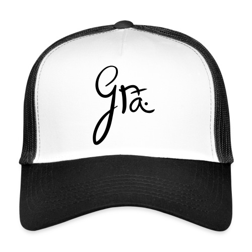 logo-trans-ai - Trucker Cap