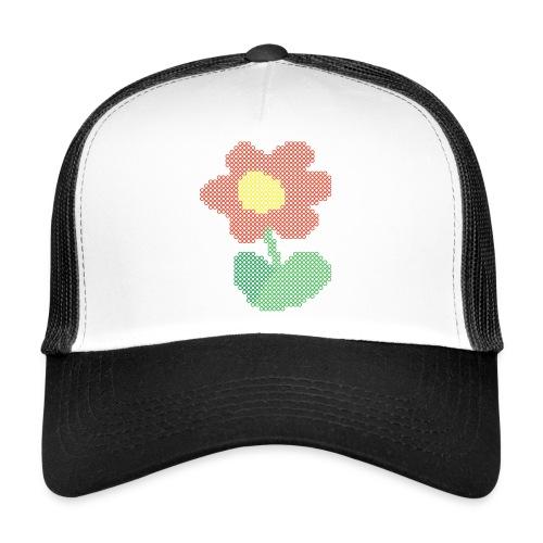 Ellys blomst - Trucker Cap
