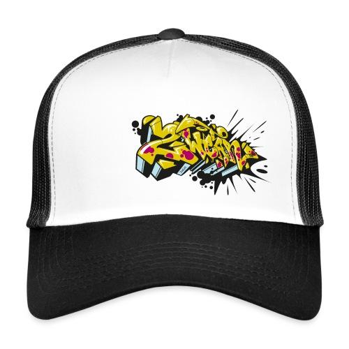 √ 2wear Graffiti Style - Trucker Cap