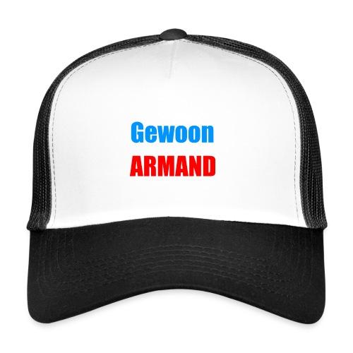 GewoonArmand cap design - Trucker Cap