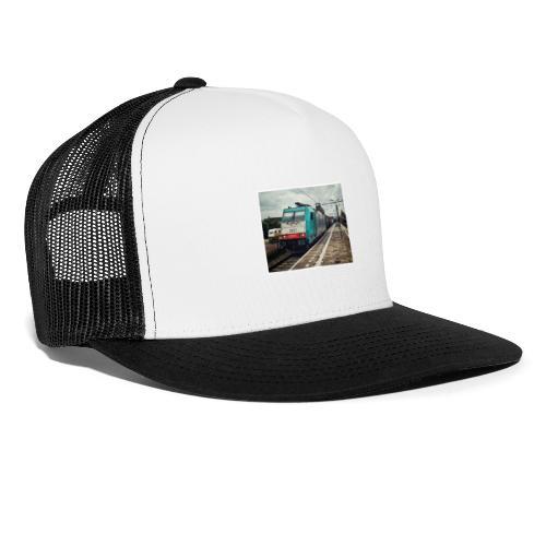 Goederentrein in Gilze-Rijen - Trucker Cap
