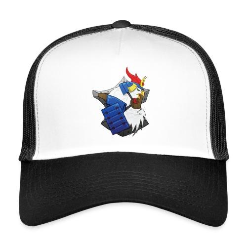 back png - Trucker Cap
