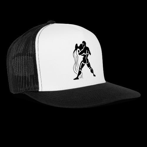 STERNZEICHEN WASSERMANN - Trucker Cap