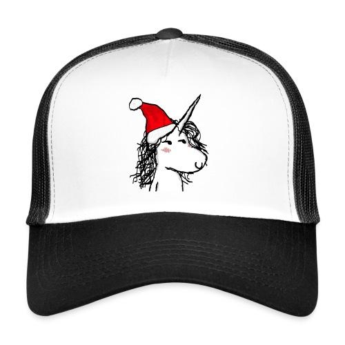 unicorno Natale - Trucker Cap