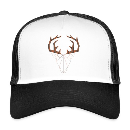 LOW ANIMALS POLY - Trucker Cap