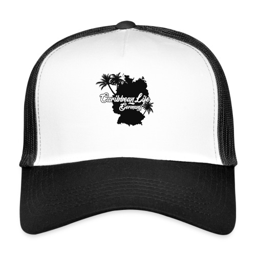Caribbean Life Germany - Trucker Cap
