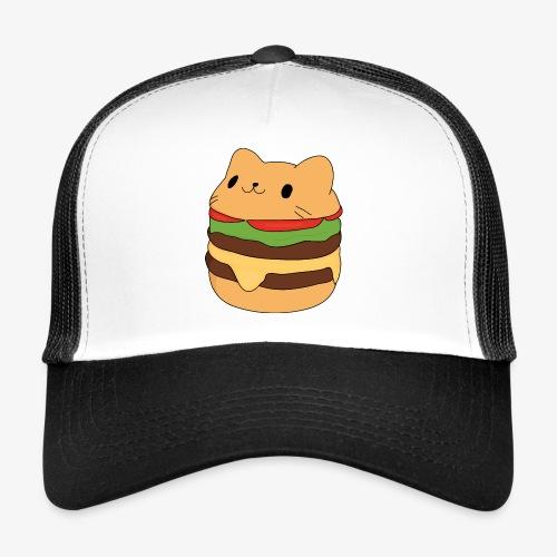 cat burger - Trucker Cap