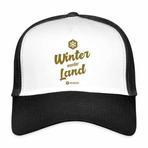 Winter Wonder Land - Trucker Cap