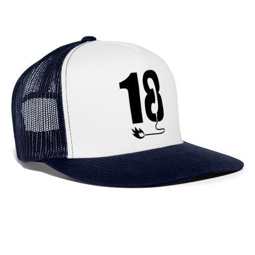 18 - Trucker Cap