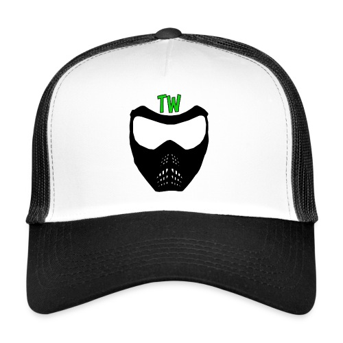 TW paintball logo 2000px - Trucker Cap