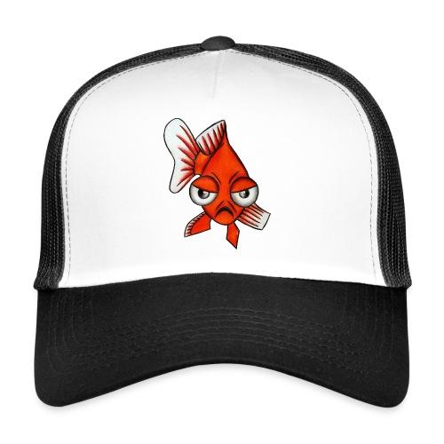 Angry Fish - Trucker Cap